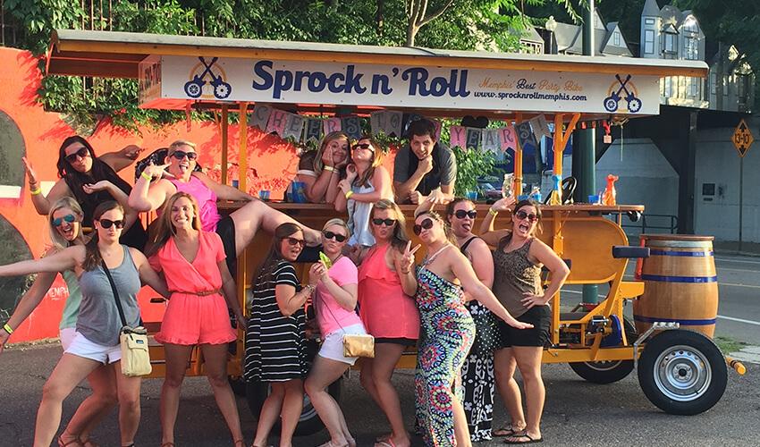 Sprock Boos | Midtown Route